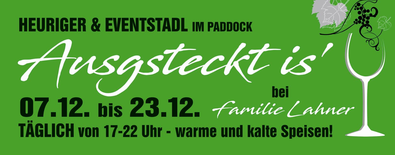 Paddock Heuriger & Eventstadl