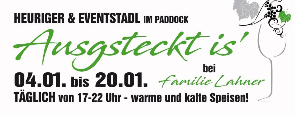 Paddock Laa - Heuriger